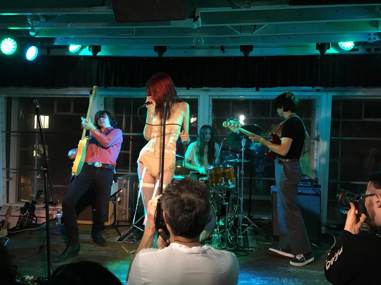 Starcrawler at DNA Lounge
