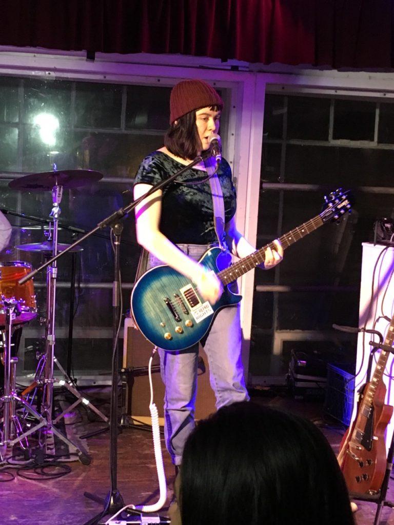 Skating Polly at DNA Lounge