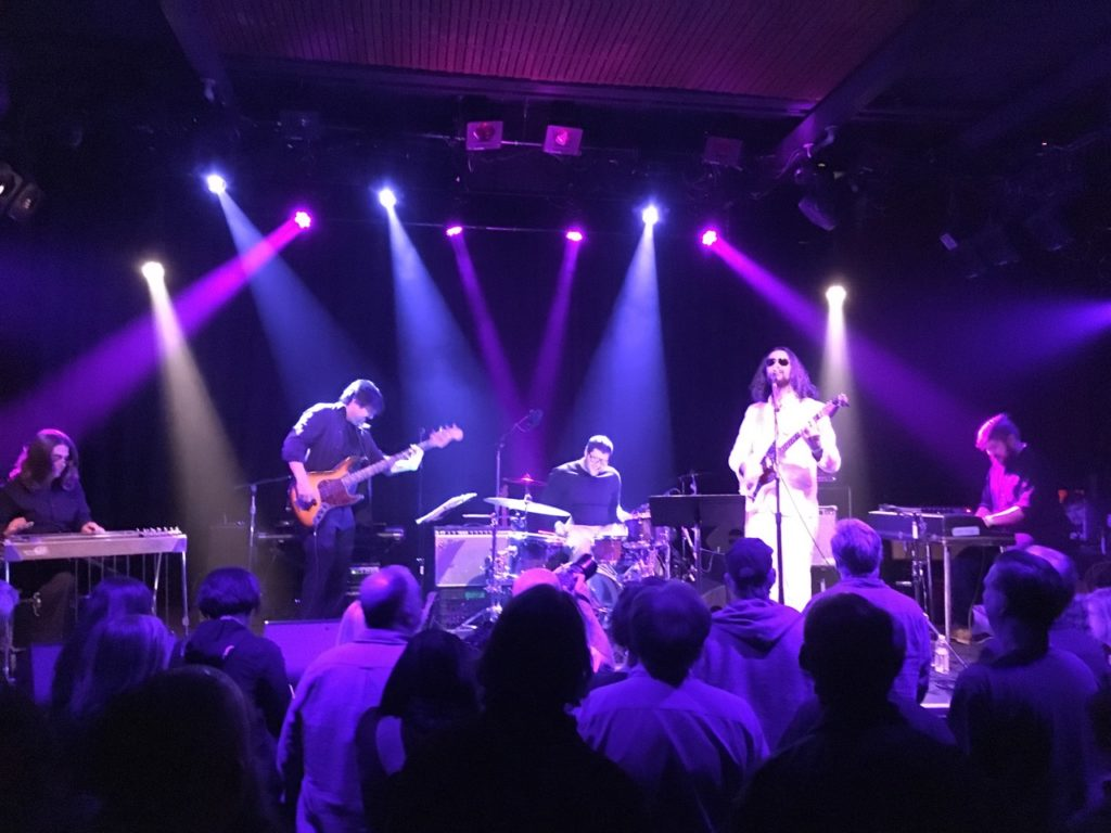 Psychic Temple at the Independent SF