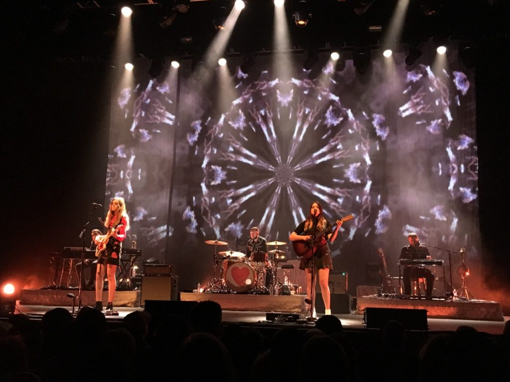 First Aid Kit at the Fox Theater