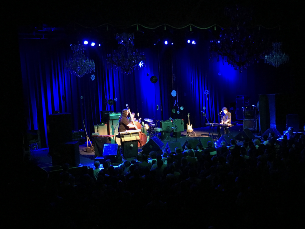 Yo La Tengo at the Fillmore