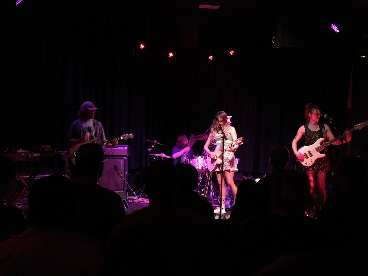 Speedy Ortiz at Starline Social Club