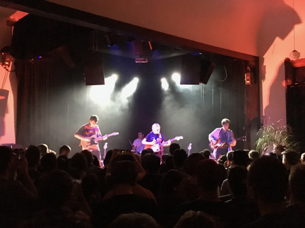 Snail Mail at Starline Social Club