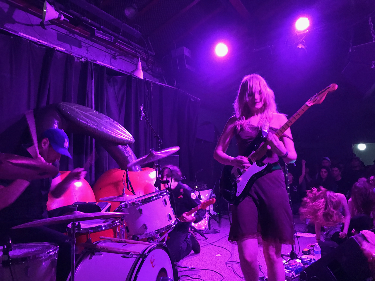 Cherry Glazerr at the Catalyst
