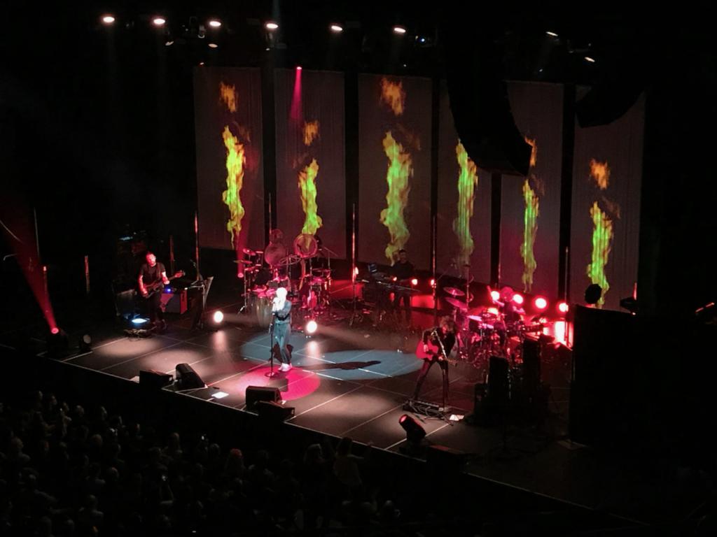 Dido at the Masonic Auditorium